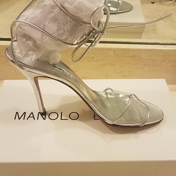 e3d05fba7e0d0 Manolo Blahnik Shoes | Sandal | Poshmark